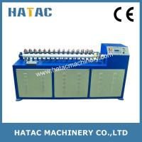 Wholesale Multi-blade Thick Paper Core Cutting Machine,Automatic Paper Tube Cutting Machine from china suppliers