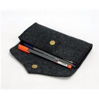 Wholesale China wholesale felt pencil Case factory  with personality and fashion design from china suppliers