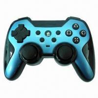 Wholesale Wireless Gamepad/Controller/Joypad with Special Turbo Feature and Trigger Buttons Design from china suppliers