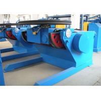 Wholesale Automatic Tube Welding Positioner / Rotary Welding Set 5000 kg Variable Speed from china suppliers