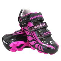 Wholesale EVA Insole Lycra Inner Ladies Mountain Bike Shoes 35-39 Complete Size Choice from china suppliers