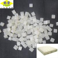 Quality 3D Net Bags / Bed Mattress Hot Melt Glue Adhesive With Nice Transparency for sale
