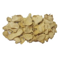 Buy cheap None GMO 1000cfu/G 7mm Spicy Yunnan dehydrated ginger flakes from wholesalers