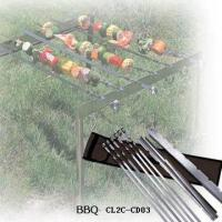 Wholesale Stainless Steel BBQ Skewers with Bag from china suppliers