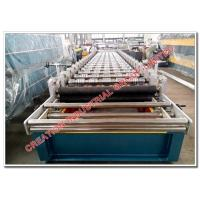 Wholesale Corrugated Color Aluminum Step Tile Roofing Sheet Rolling Machine, Aluminium Steptiles Making Machine from china suppliers