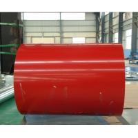 Wholesale CGCC , CGLCC Aluzinc Painted Steel Coil Anti Impact For Construction Materials from china suppliers