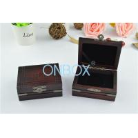 Wholesale Matt Painting Finish Ancient Style Wooden Display Box For Jewelry / Gift from china suppliers