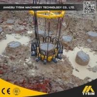 Wholesale Advanced Hydraulic Pile Breaker / Cutter , Pile Breaking Machine For Round Concret Piles from china suppliers