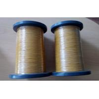 Wholesale Class B / F Industrial Grade Triple Insulated Wire 0.2 - 1.0mm For Transformer from china suppliers