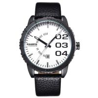 Wholesale Japan Movement Stainless Steel Watches / Charm Men'S Leather Watches With ODM OEM Service from china suppliers