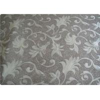 Wholesale Bedding / Mattress / Shoes Polyester Elastane Fabric Retro Upholstery Fabric from china suppliers