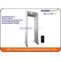 Wholesale Guard Spirit  Walk Through Metal Detector For Railway Stations Airport Security from china suppliers