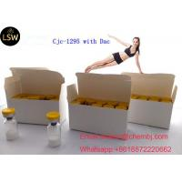 China 98% Purity Human Growth Hormone Peptide CJC-1295 CAS 51753-57-2 on sale
