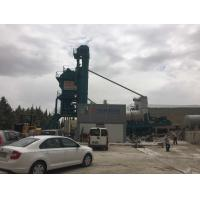 Dupong Bag Two - Step Dust Collection Mobile Asphalt Plant With Sturdy Automotive Chassis