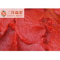 Wholesale 28 - 30% Brix Organic Tomato Paste from china suppliers