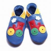 Wholesale Leather Baby Shoes from china suppliers