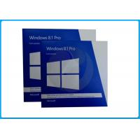 Wholesale 32 Bit / 64 Bit Microsoft Windows 8.1 - Full Version Retail Box For Computer from china suppliers