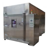 Wholesale 16 Cubic Programmable Walk In Corrosion Test Chamber For Electroplate Test from china suppliers