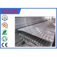 Wholesale Aluminium Skirting Profiles , Elevator / Escalator Tread Aluminum Deck Cover from china suppliers