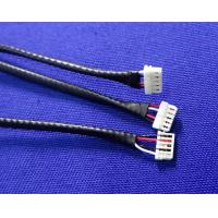Wholesale Black Wire Harness Cable Assembly Equivalent Of JST 0.8mm Pitch Crimping Connector from china suppliers