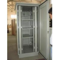 Wholesale SK 65125/ IP55/ Outdoor Galvanizing steel enclosures with Heat Exchanger from china suppliers