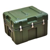 Quality 70 Litre Army Green Military Equipment Shipping Case for sale