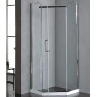 Wholesale NEO semi frameless custom glass shower door,shower enclosure,enclosed shower cubicles from china suppliers