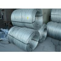 Wholesale Cold Drawn non Alloy Steel Rope Wire , Bright /  Zinc Coated Steel Wire from china suppliers