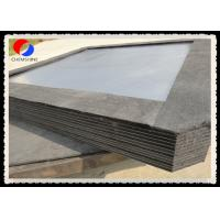 Wholesale Thickness Customized Rigid Graphite Board For High Pressure Sintering Furnace from china suppliers