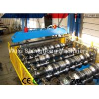 Wholesale Longer Life Steel Roof Roll Forming Machine Automatic Metal Roof Forming Machine from china suppliers