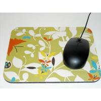 Wholesale Non Skid Rubber Promotional Mouse Pads With Smooth Cloth 220*180*2 mm from china suppliers
