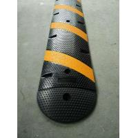 Wholesale 1830mm rubber speed bump for America Market  speed breaker from china suppliers