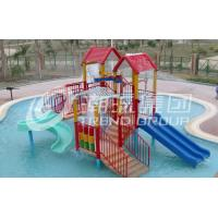 Wholesale 6.5 M Kids Water House / Water Playground Equipment for Swimming Pool from china suppliers
