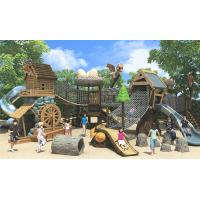 Buy cheap Ancient Tribe Series Outdoor Playground Equipment Customized Cool KAIQI Playground from wholesalers