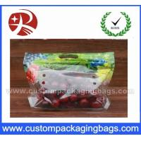 Wholesale Vent Hole stand up bags Print Plastic for vegetables ,  plastic zipper bag from china suppliers