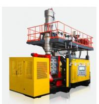 Wholesale Accumulator Die Head Plastic Blow Moulding Machine 100 / 100N 120 - 160L Volume from china suppliers