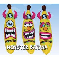 Wholesale 12 inch Carnival Monster Banana Stuffed Plush Toys for Festival andl Holiday from china suppliers