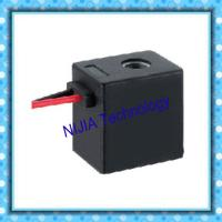Wholesale 8W DC24V Solenoid Coil IP66 for Welding Machine , F / H Class Insulation from china suppliers