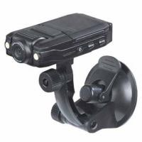 Wholesale Motion Detection 2 IR Led HD Vehicle Black Box Car Camera with AVI Video from china suppliers