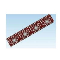 Wholesale FR4 2 layer rigid pcb board HALS lead free , 1 OZ Copper Thickness SMT service from china suppliers