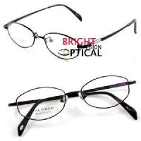 Wholesale Pure Titanium Optical Eyeglasses Frames (8909) from china suppliers