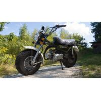 Wholesale 50cc High Powered Motorcycles With Super Wide Front And Rear Tires from china suppliers