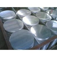 Wholesale No Oxidation Surface Aluminum Circle ISO9001 Aluminum Plates 1050 from china suppliers
