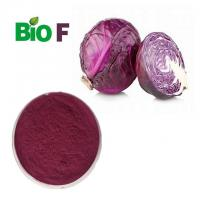Wholesale Pure Herbal Natural Pigment Powder Red Cabbage Powder With Anthocyanins from china suppliers