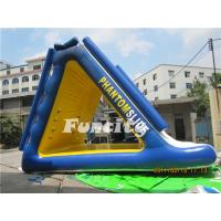 Wholesale Adults / Kids Inflatable Water Toys , PVC Tarpaulin Inflatable Water Slide from china suppliers