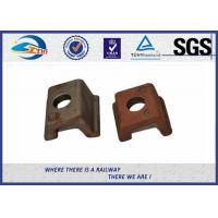 Wholesale High Tensile Oiled Black Railroad Clips And Fasteners With Q235 Steel Material DIN5906 from china suppliers