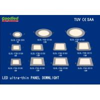 Wholesale 8W 560LM Dimmable Warm White LED Recessed Panel Light For Indoor Use from china suppliers