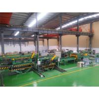 Wholesale Electric Control Cut To Length Line With PLC Contolled 28 Tons from china suppliers
