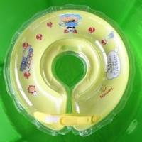Wholesale PVC Inflatable Swim Rings for toddlers , newborn swimming neck ring safe from china suppliers