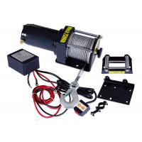 Wholesale Single Line 2500 lbs Electric ATV Winch , Portable Cable Winch from china suppliers